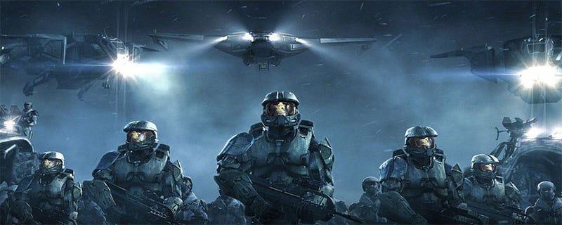 Go Get Your Halo Wars Demo