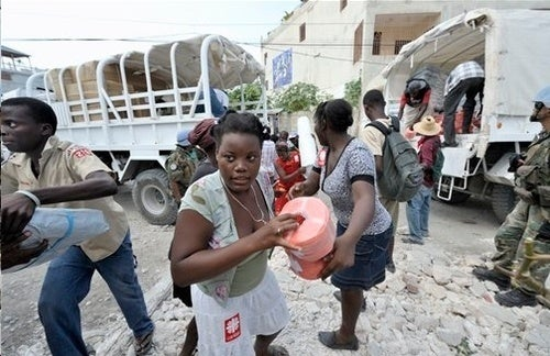 Which TV Network Can Leave Haiti First?