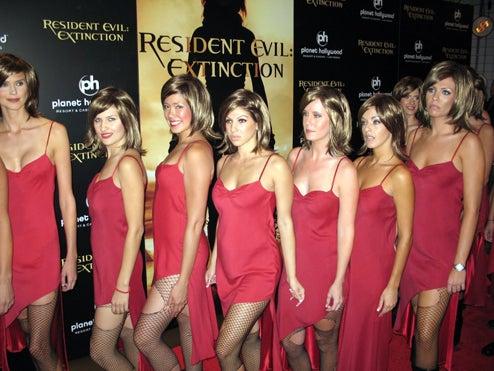 Milla Jovovich Clone Army Confirmed For Future RE Movie