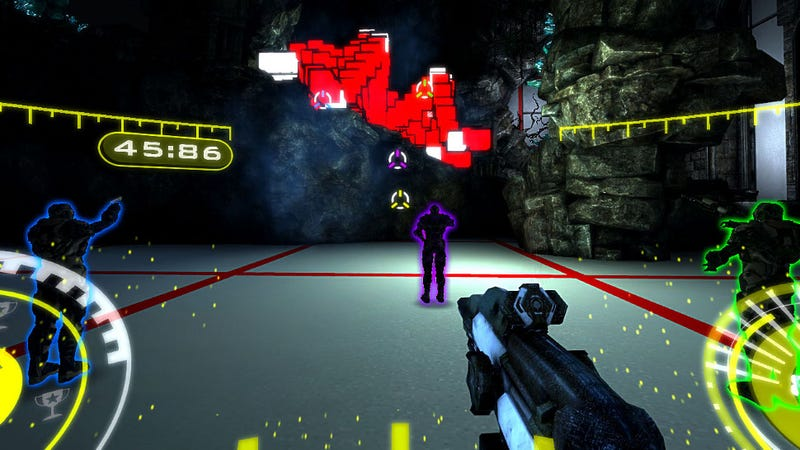 Colorful Indie Shooter Lets You Play with Yourself