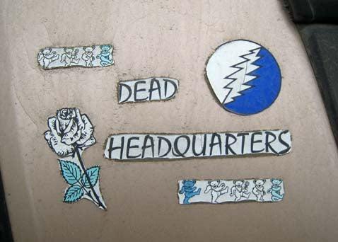 Junkyard Find: Hippie Voodoo Mirror Icon