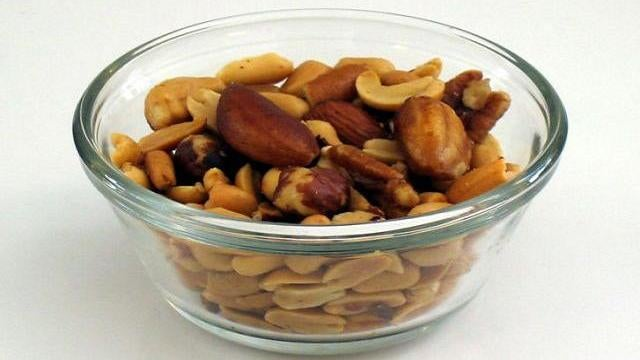 The Brazil Nut Effect: Why the biggest nuts rise to the top