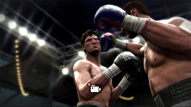 EA Announces Fight Night Round 4 DLC, Button Controls Slated For September
