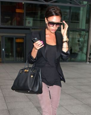 Posh Spice Wants Shoes; Top Chef Spurns Cavalli