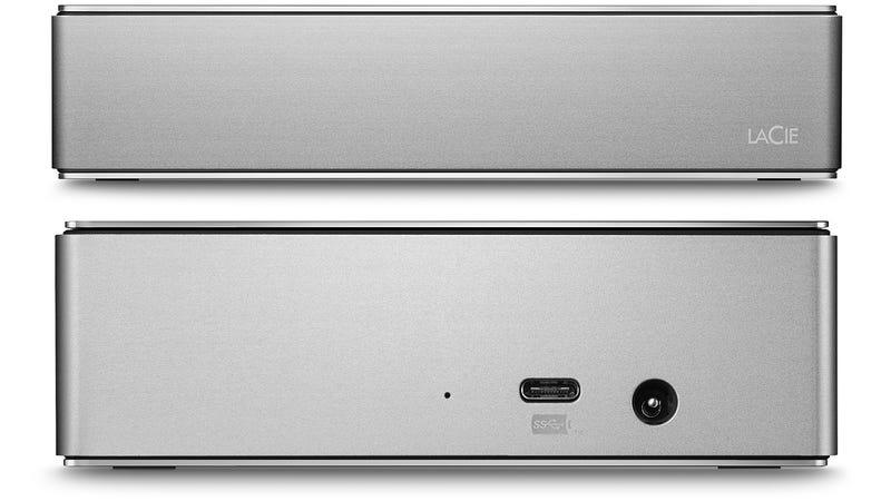Porsche Design's New Desktop Drive Shares Power With Your 12-inch MacBook