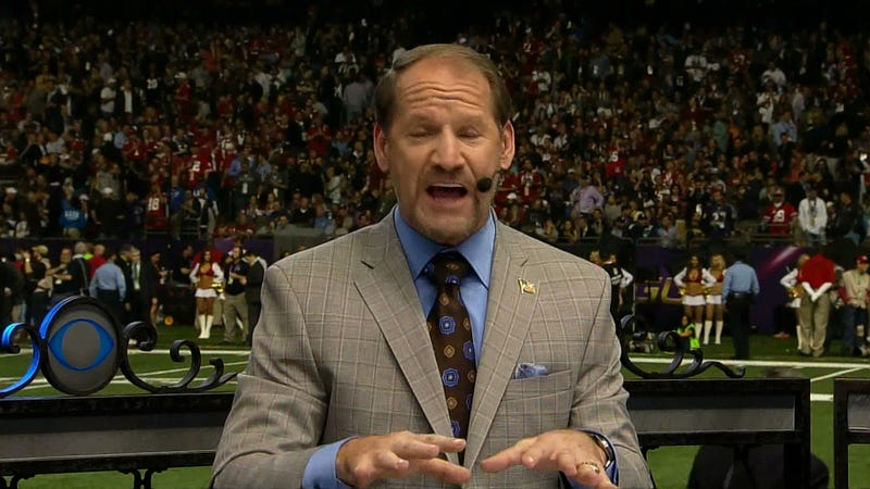 It Took A Blackout To Show You How Truly Useless NFL Broadcasters Are. Let's Blow Up The Studio.