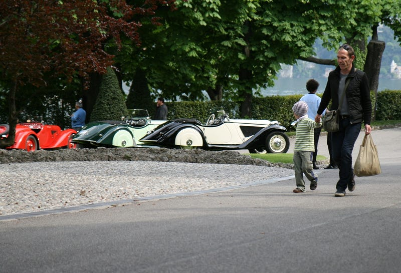Our 35 Best Photos From The Concorso d'Eleganza