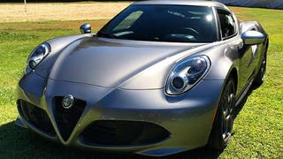 Video: The First 20 Minutes With an Alfa 4C Will Melt Your Brain