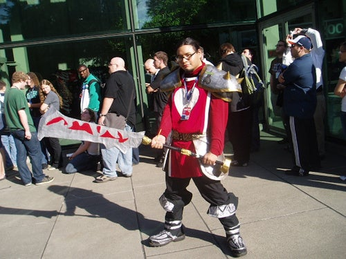 PAX Cosplay Round One - FIGHT!
