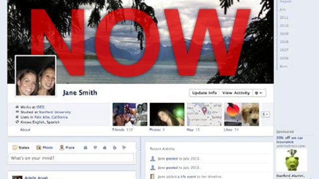 Enable the Facebook Timeline Right Now