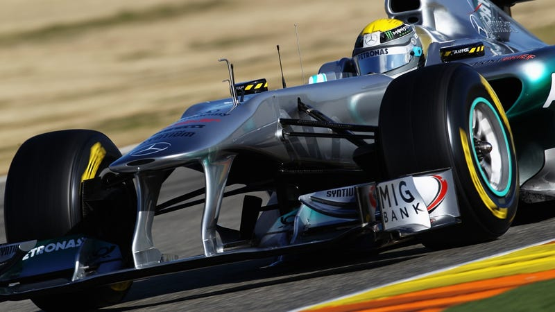 Why Mercedes will win F1 in 2011