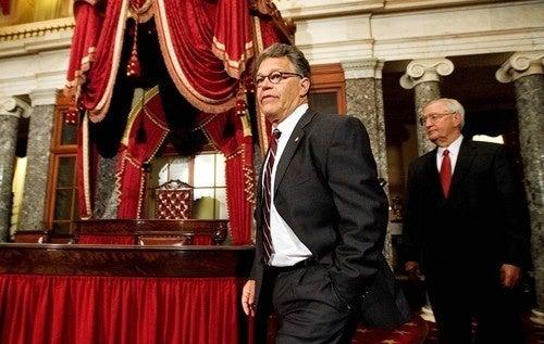 Senate Update: Coke-Addled Comedian Addressing Fiery Latina Racist