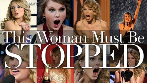 Deadspin Classic: The Hater's Guide To Taylor Swift