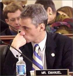Rahm Emanuel's Jewish Terrorist Dad Already Insulting Arabs