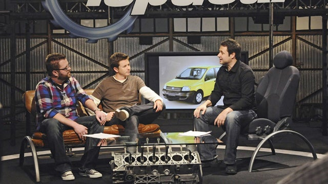 Will you watch the extended second season of Top Gear USA?