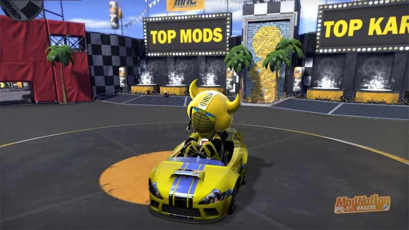 ModNation Racers Review: Where The Vinyl Meets The Road