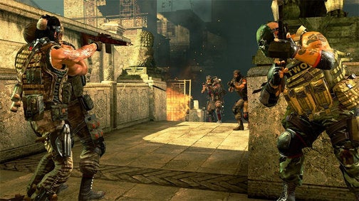 Army Of Two: The 40th Day Team Tease Multiplayer Early, Annoy PR Folks