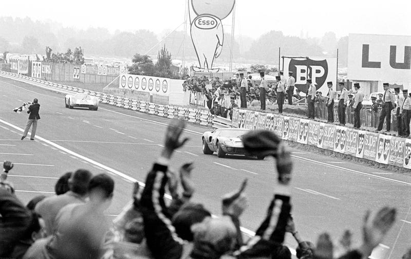 The Ten Most Incredible Le Mans Moments Caught On Video
