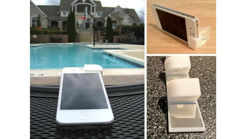 Periscope Attachment Turns Your iPhone Into Its Own Tripod