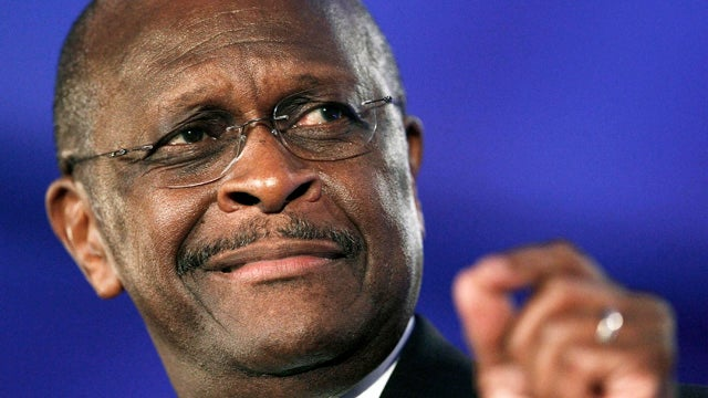 Desperate Herman Cain Resorts to Babbling About Impeachment