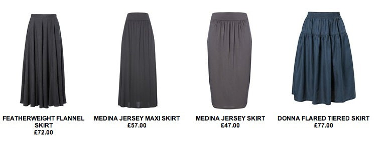 We Should've Known The Stock Market Was Going To Crash: Look At These Skirts!