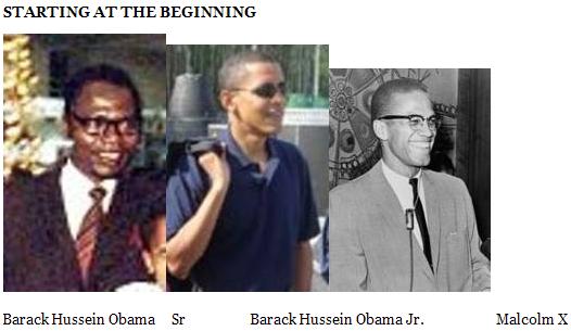 Bombshell: Obama Malcom X Love Child?