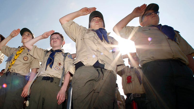 Boy Scouts Forced to Help Police Convict Accused Sexual Abusers