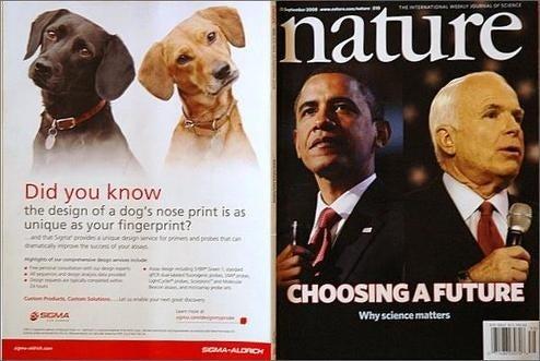 Nature Cover Nurtured