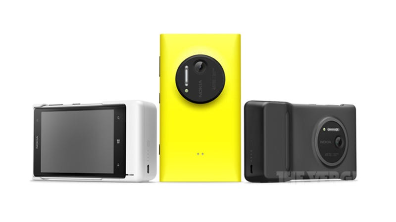 This Is (Almost Certainly) What Nokia's Lumia 1020 Will Look Like (Update: Video too!)