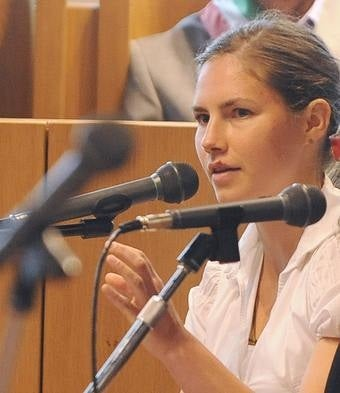 Amanda Knox: Police Bullied Me Into False Confession