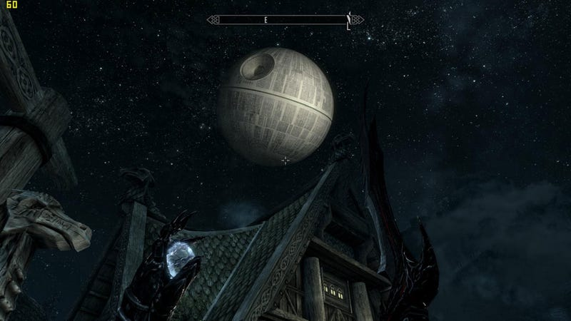 That's No Moon...