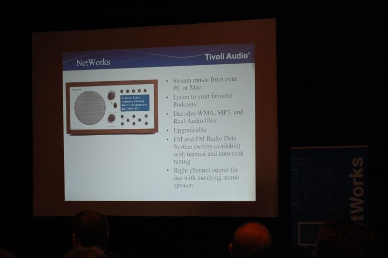 Tivoli Audio Introduces NetWorks and NetWorksGo Wi-Fi Internet Radios