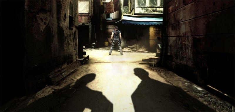 Rumor: Resident Evil 5's Versus Mode Was, Yes, On The Disc All Along