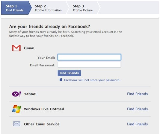 Soon, Gmail Users Won't Be Able to Find Contacts on Facebook