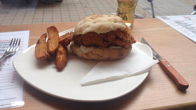 Üzemi ebéd: Butcher's Kitchen