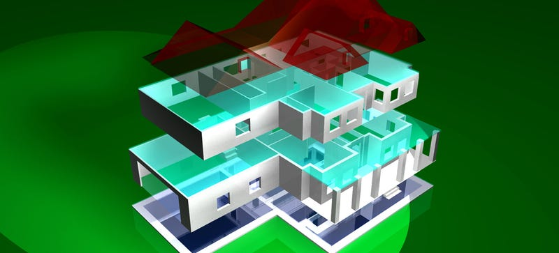 You Can Now 3D Print a Model of Your New House