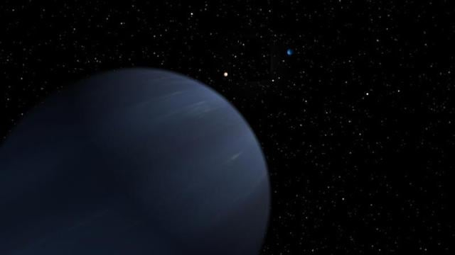 Astronomer discovers strange new planets that don't orbit stars