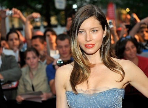 Jessica Biel Is A Team Player In Germany