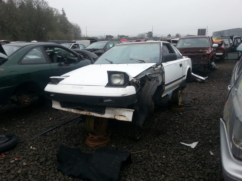 A victim of project car hell?