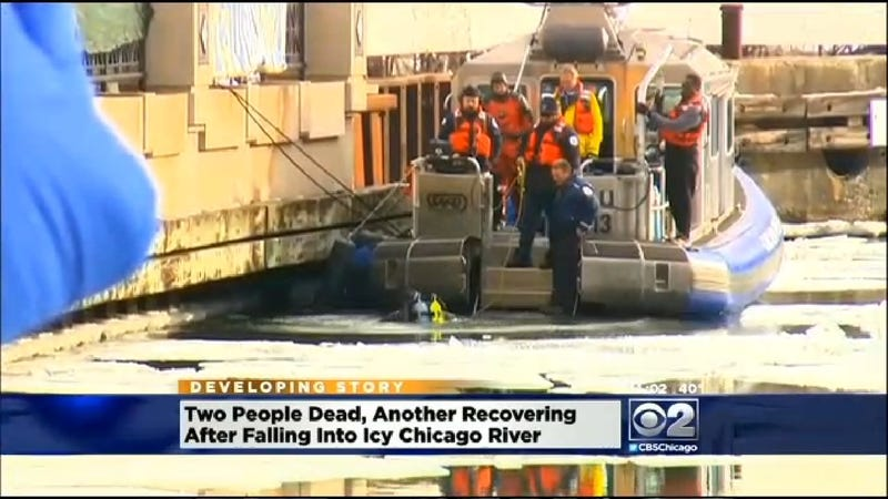 Man Dies After Jumping Into Icy River to Save His Cellphone