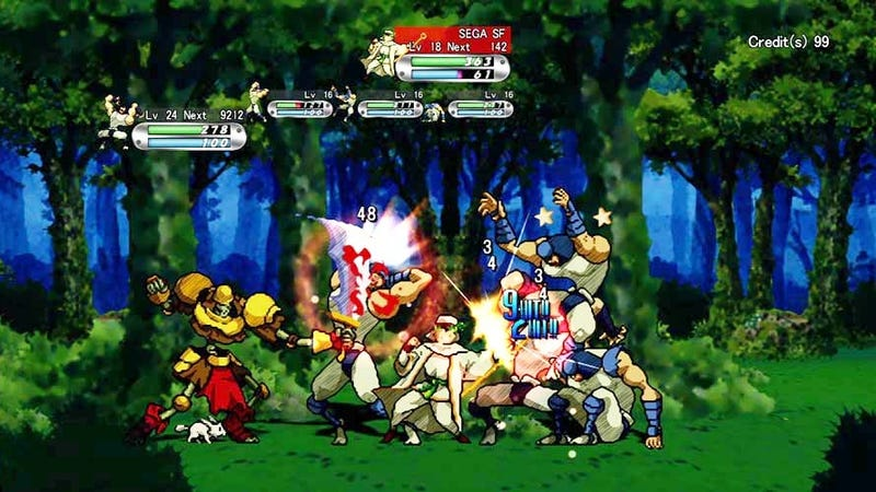 Guardian Heroes for Xbox Live Arcade Looks Awful, But Don't Lose Hope!