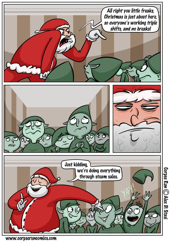 Sunday Comics: Development Hell