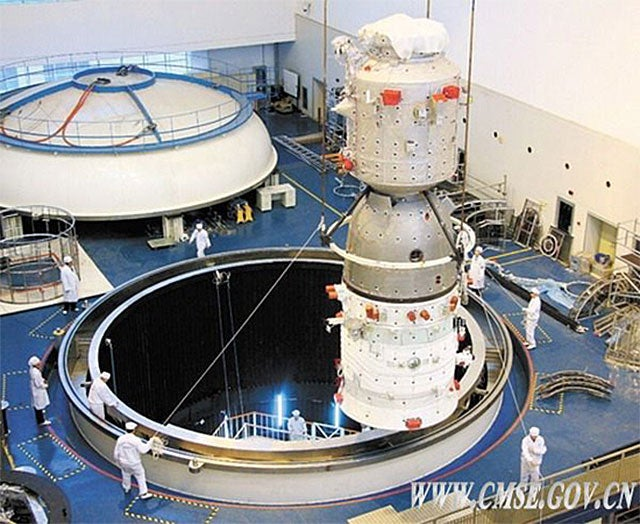 China Preparing Its First Space Station Module for Launch