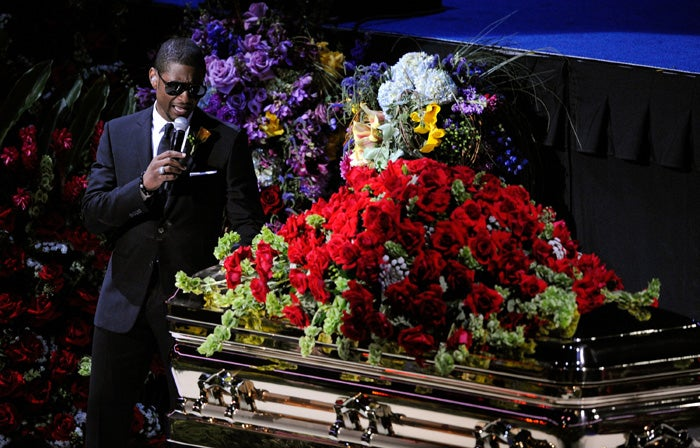A Star Is Mourned: Inside Michael Jackson's Memorial