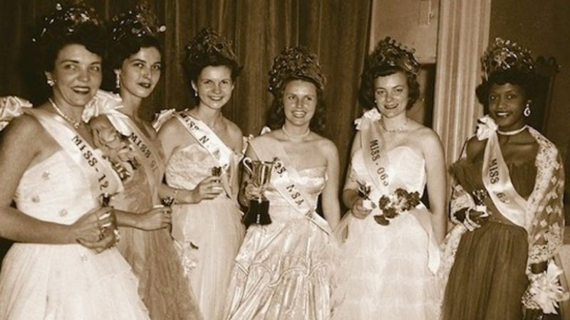 Glamorous NSA Used to Hold Beauty Pageants