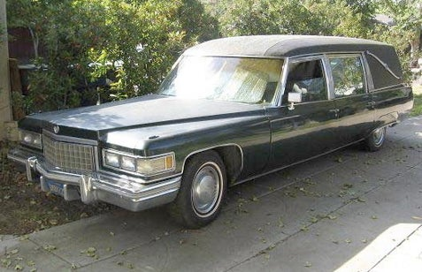 Why Not Buy a Hearse?