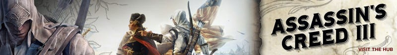 Game Informer Accidentally Leaks Another Assassin's Creed III Image? [Update]