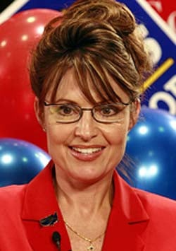 Palin's Hairdresser Revealed