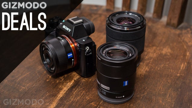 Save On The Cameras You Want With These Bundles