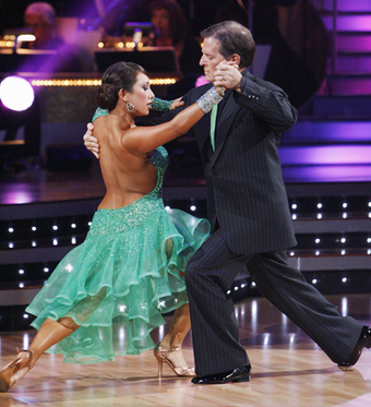 Will Tom DeLay Have Sprayed-On Abs in the Dancing With the Stars Finale?